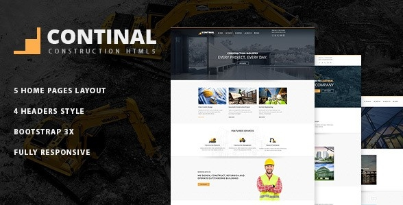Continal - Construction Business