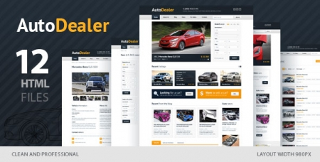 Auto Dealer - Car Dealer