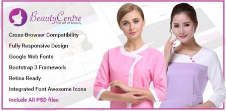BeautyCentre - Professional Beauty & Spa Services