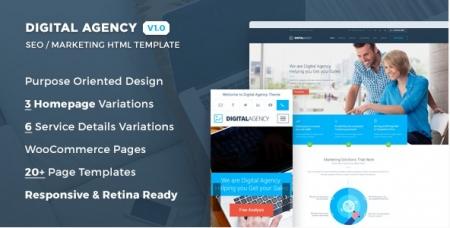 Digital Agency - SEO / Marketing