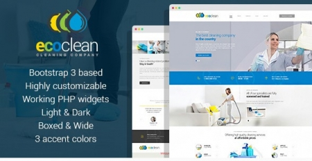 EcoClean - Cleaning company