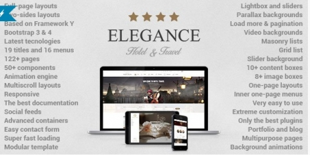 Elegance - Hotel | Apartment | Travel