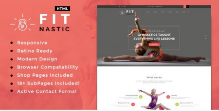Fitnastic | Sports, Health, Gym & Fitness