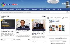 Web tin tức báo điện tử