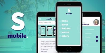 MobileS Responsive