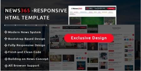 News365 - News / Magazine