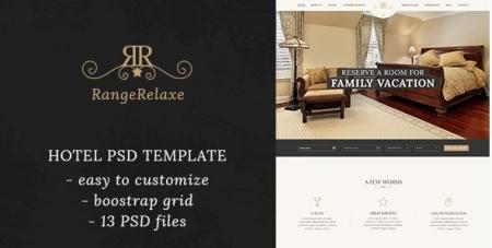 RangeRelaxe - Hotel & Resort