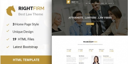 RIGHTFIRM - Law & Business