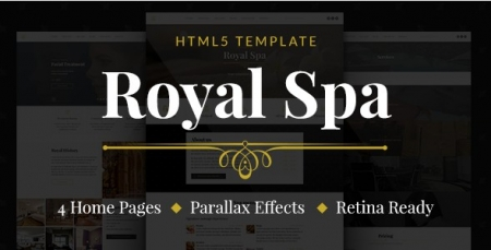 Royal Spa — Luxury Hotel & Spa
