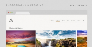 Airy - Photography & Creative HTML Template