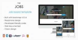 TheJobs - Job Board Template