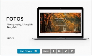 Fotos:: Photography / Portfolio Template