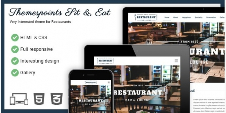 Sit & Eat - Restaurant