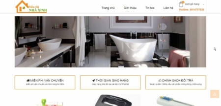 Thiết kế web bán hàng 09