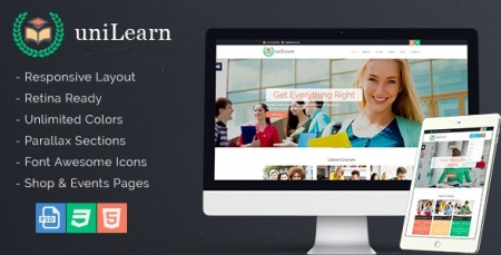 UniLearn - Education and Courses