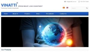 Mẫu thiết kế web công ty