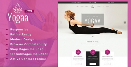 Yogaa – - Health & Yoga