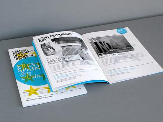 10 thiet ke brochure tai ha noi 09 Nguyên tắc để có một catalogue đẹp