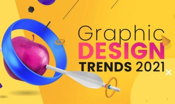 10 xu hướng thiết kế đồ họa nổi bật 2021