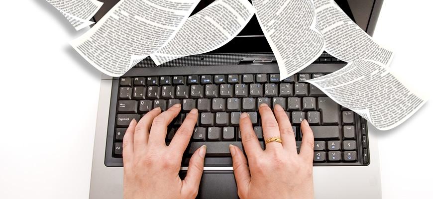 """Giới trẻ đang """"phát sốt"""" với nghề copywriter"""