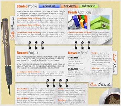 27 bài hướng dẫn thiết kế web layout với photoshop