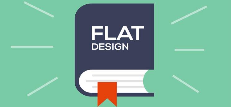 xu hướng thiết kế web phẳng trong năm 2017