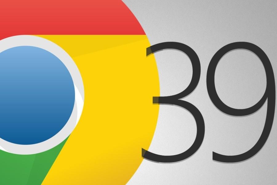 Làm thế nào để khắc phục Chrome 39  bị lỗi hiển thị giao diện web ?