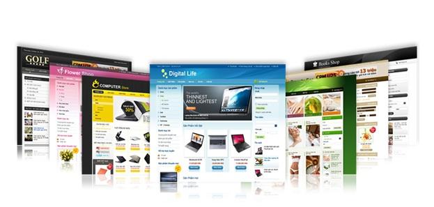Thiết kế web theo yêu cầu tại Ninh Bình