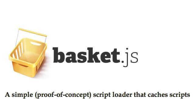 Tăng tốc website bằng cache với basket.js