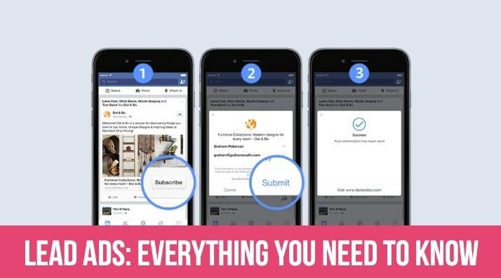 Cách sử dụng quảng cáo Facebook Leads hiệu quả