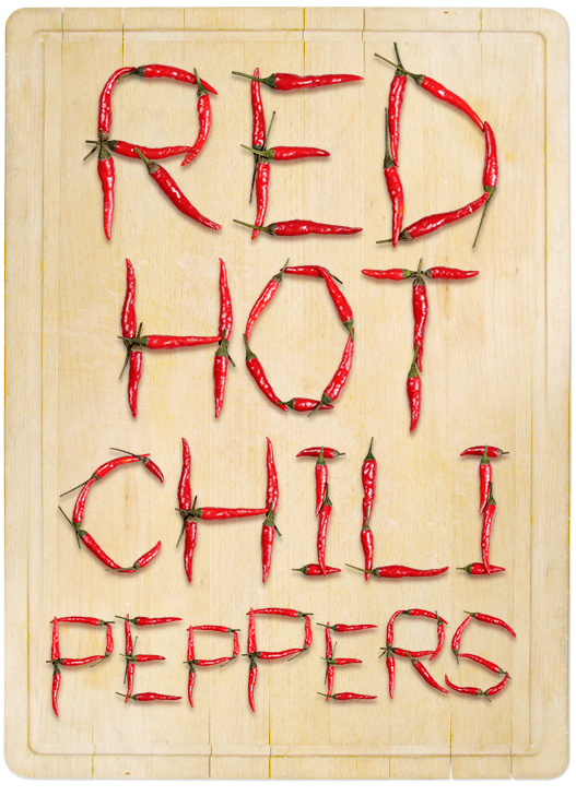 chilli-pepper-font-poster