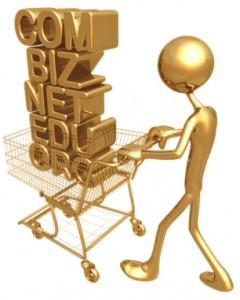 Chọn domain tên miền hay cho marketing online