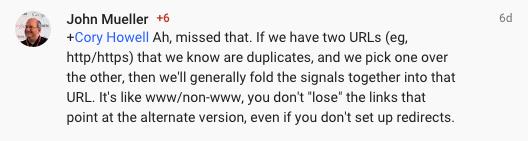 Google xác nhận – Chuyển website sang HTTPS không ảnh hưởng đến Link