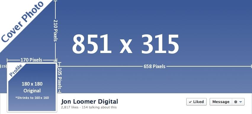Chọn ảnh kích thước như thế nào là tốt nhất để đăng trên mạng xã hội?