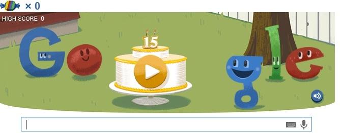 Google kỉ niệm 15 năm Google Search ra đời