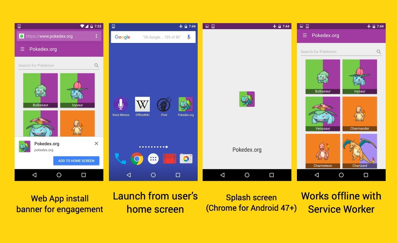Google muốn xoá nhoà ranh giới giữa website và ứng dụng Android