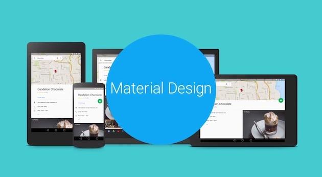 Material Design: những nguyên tắc căn bản (phần 1)