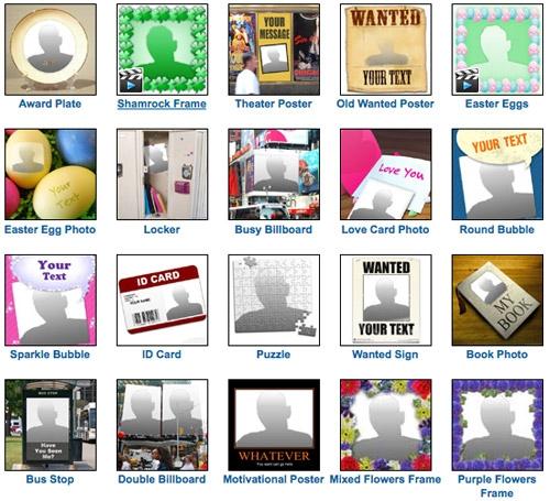 25 trang web tạo khung và hiệu ứng độc đáo cho ảnh
