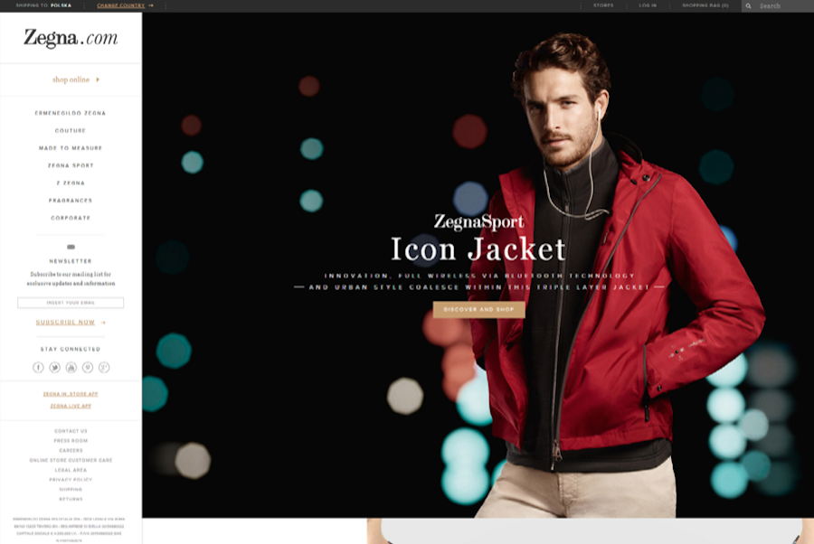 6 xu hướng thiết kế website của năm 2014