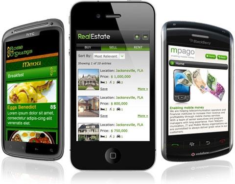 3 cách thiết kế phiên bản Mobile cho website