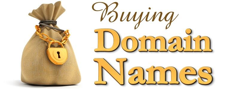 Nên chọn domain sớm