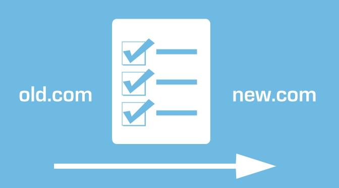 Cách chuyển toàn bộ tên miền cũ sang tên miền mới bằng redirect 301