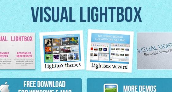 10 Responsive Lightbox bạn nên tham khảo