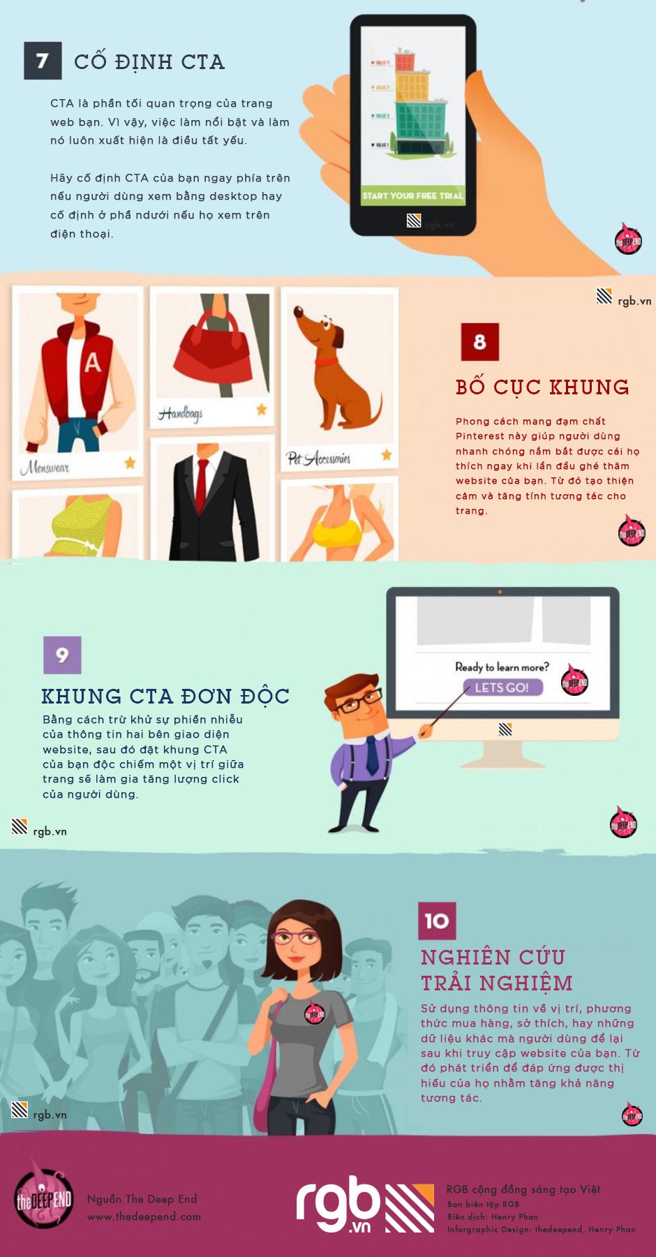 10 xu hướng thiết kế web  và trải nghiệm người dùng (UX) cho năm 2016