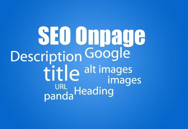 [Infographic] 12 yếu tố giúp tối ưu SEO On-Page