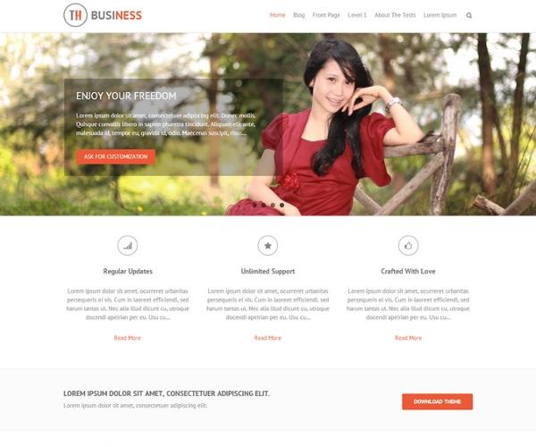 Theme WordPress miễn phí cực chất