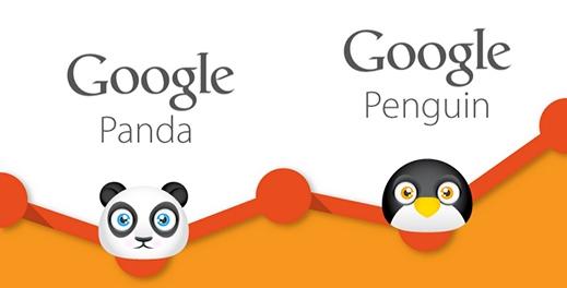 Tổng quan về panda, penguin và sandbox
