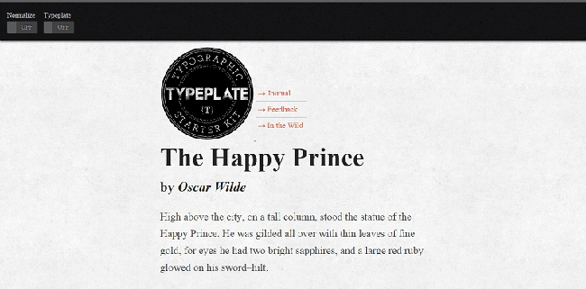 15 frameworks và tools vô cùng hữu dụng để làm typography