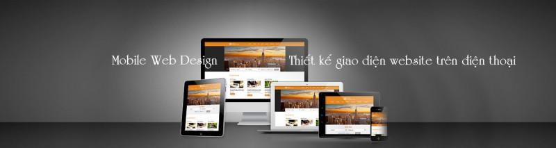 Giao diện web mobile