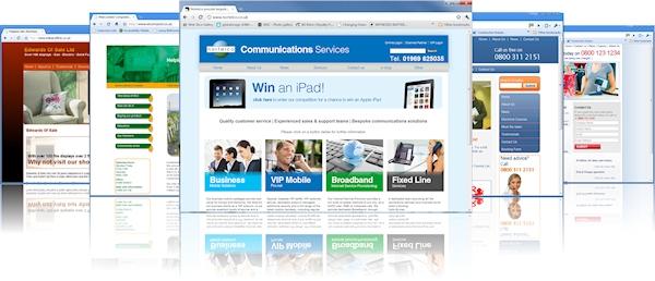Thiết kế website - yếu tố thành công cho doanh nghiệp hiện nay